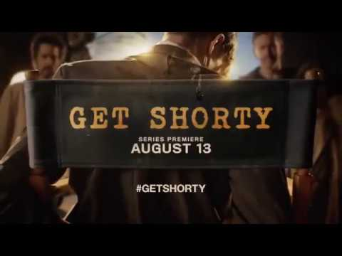 Download 'Get Shorty' OFFICIAL trailer: Epix series with Ray Romano and Chris O'Dowd debuts August 13