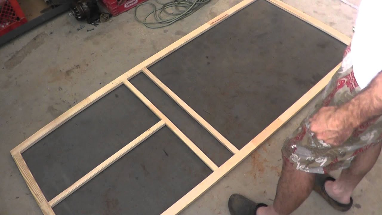 Sagging Screen Door Repair & Prevention - YouTube