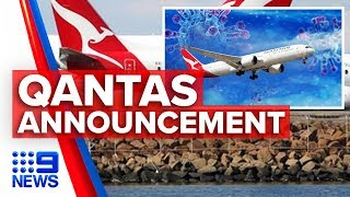 Coronavirus: Qantas stands down 20,000 staff