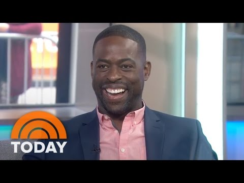 Sterling K. Brown Of 'This Is Us': Emmy For 'People V. O. J.' Was Out-Of-Body Experience | TODAY