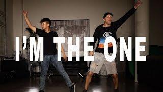 'I'M THE ONE' - DJ Khaled ft Justin Bieber Dance | @MattSteffanina ft Kenneth San Jose