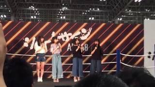 出演:AKB48 チーム8 本田仁美 寺田美咲 下青木香鈴 谷口もか AKB4...