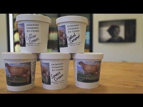 Florida Travel: Farm-Fresh Sweet Treats at Ocheesee Creamery, Calhoun County
