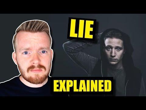 """NF's """"Lie"""" Is Sad & Deep!   Lyrics Explained"""
