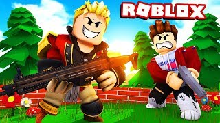⚡ FORTNITE W ROBLOX! *NOWY* SUPER TRYB! - ROBLOX ISLAND ROYALE