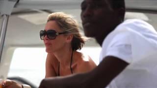 Jenni Falconer - Antigua - November 2009
