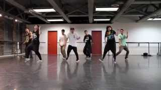 "Ice Cube - ""You Can Do It (Put your back into it)"" Choreography by Jerome Esplana"
