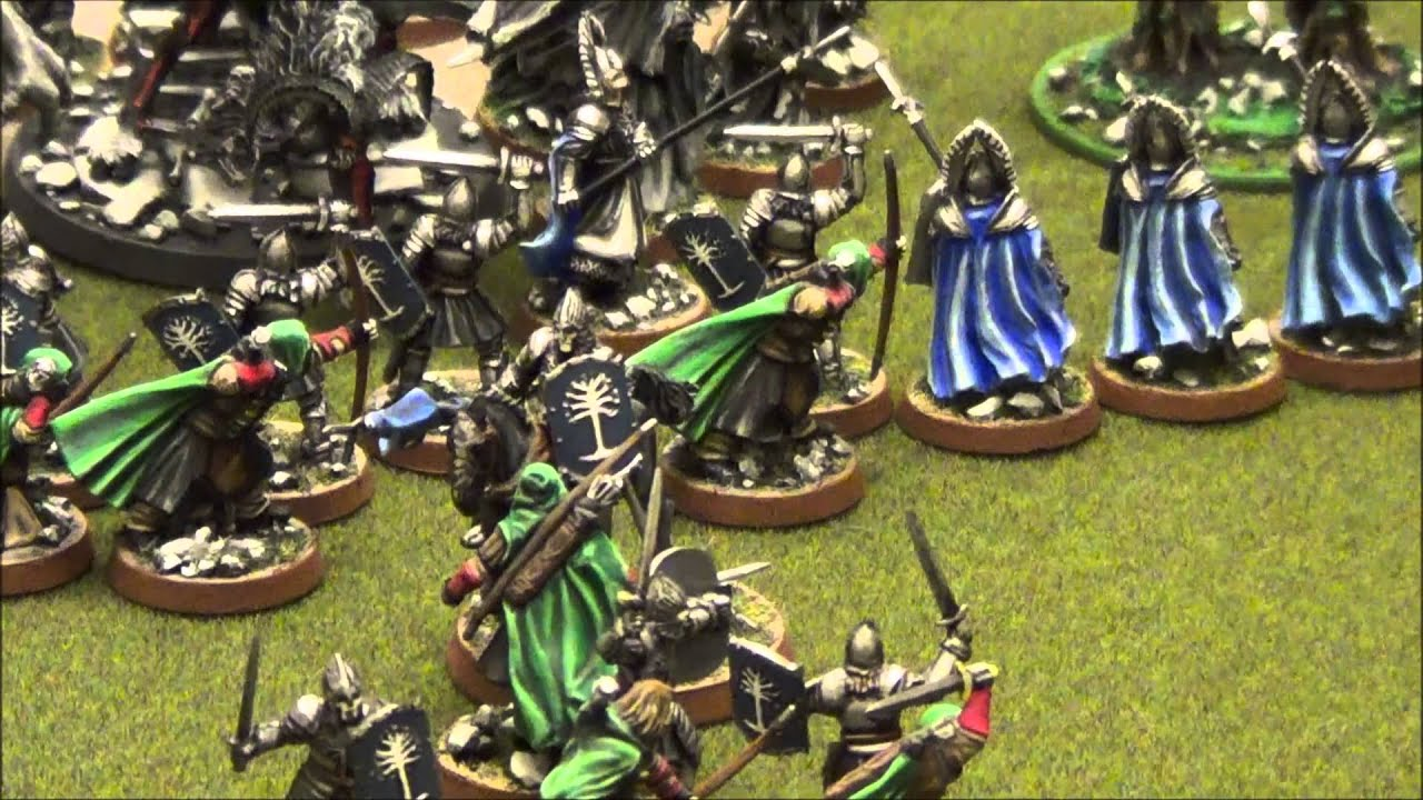 Lord Of The Rings Strategy Battle Games