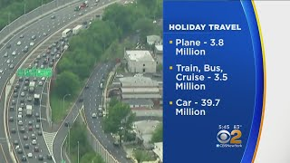 Record Travel Excepted For July 4th