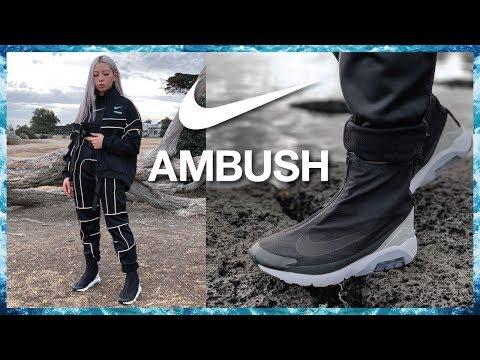 AMBUSH X NIKE AIRMAX 180 | Review + On