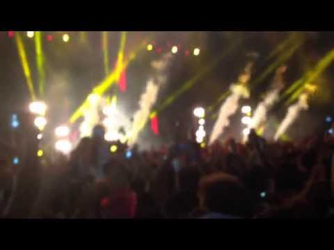 Skrillex–Cinema X Levels VIP + Clarity + Gem Shards Lollapalooza chile 2015