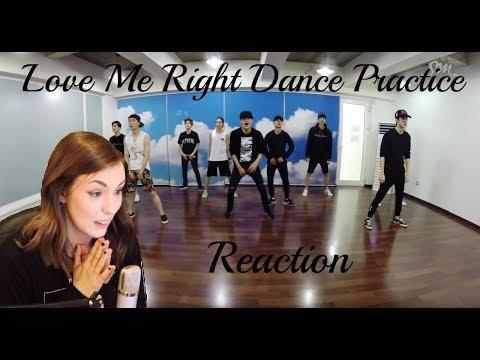 Love Me Right Mv Event Exo Love Me Right Dance Practice ...