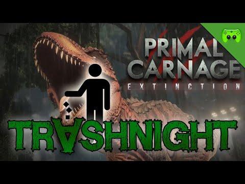 Primal Carnage 🎮 Trashnight #198