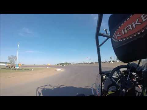 Thunderhill speedway Wingless warriors Wisconsin state championship 9/11/16
