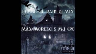 Bohemia +2Pac | House of Pain Remix | Max Moreno ft MJ420 [Official Audio]