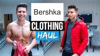 Gambar cover BERSHKA Men's Clothing Haul & Try On   AW18