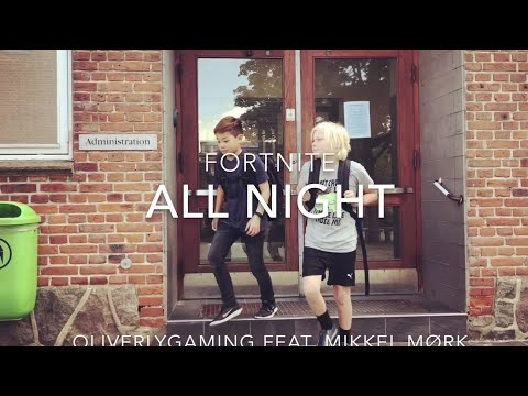 Fortnite - All Night (Official Music Video)