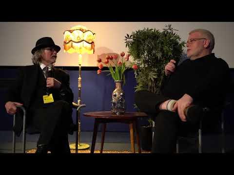 STEVE GRAVESTOCK- Stockfish film festival Reykjavik
