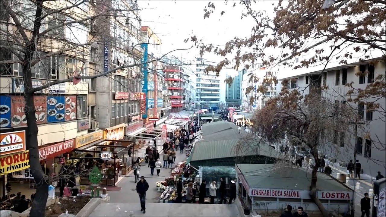 Kızılay, Ankara, Turkey - YouTube