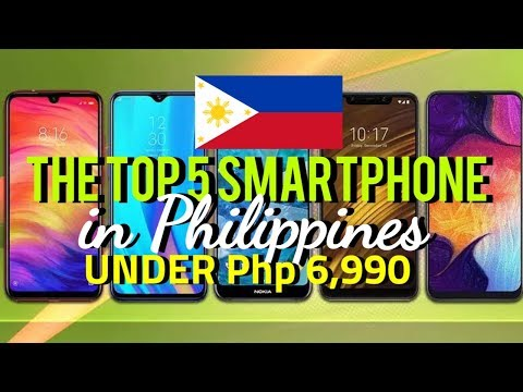 Top 5 Best Smartphone Under 6990 In Philippines