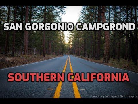 Southern California Wilderness Camping | San Gorgonio Campground-  Jenks Lake
