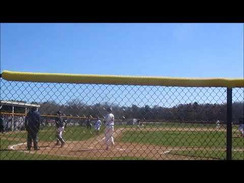 Norton Lancers .vs. Hopkinton Hillers baseball- Sunday April 22, 2018