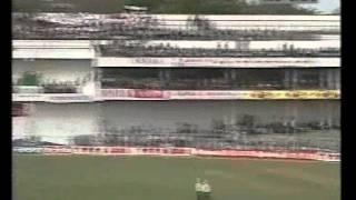 1997/98 India vs Sri Lanka - test series highlights