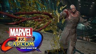 Marvel VS Capcom Infinite Nemesis Theme