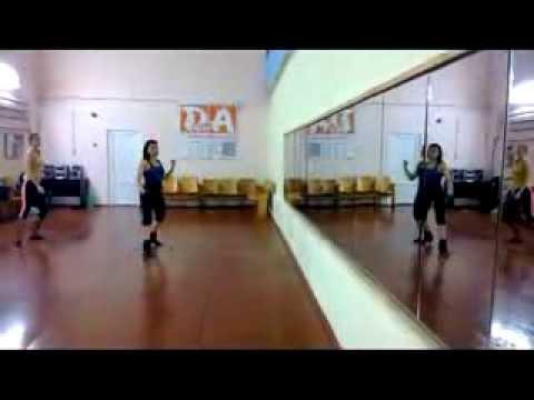 Zouk class in dance studio DancA 30 09 13 - Zouk Lady Style