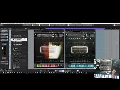 ETHERA Gold 2.0 - Vocal Instruments - Part 1 Vocal Phrases walkthrough