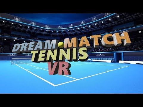 "Dream Match Tennis VR - Bande Annonce ""Multijoueurs"""