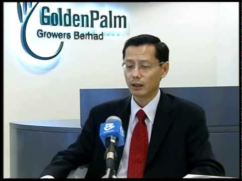 Bernama News on Golden Palm Growers