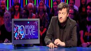Charlie Brooker vs. Colonel Gaddafi
