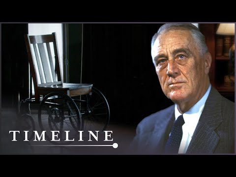 How FDR Worked To Keep His Health A Secret | The Wheelchair President | Timeline