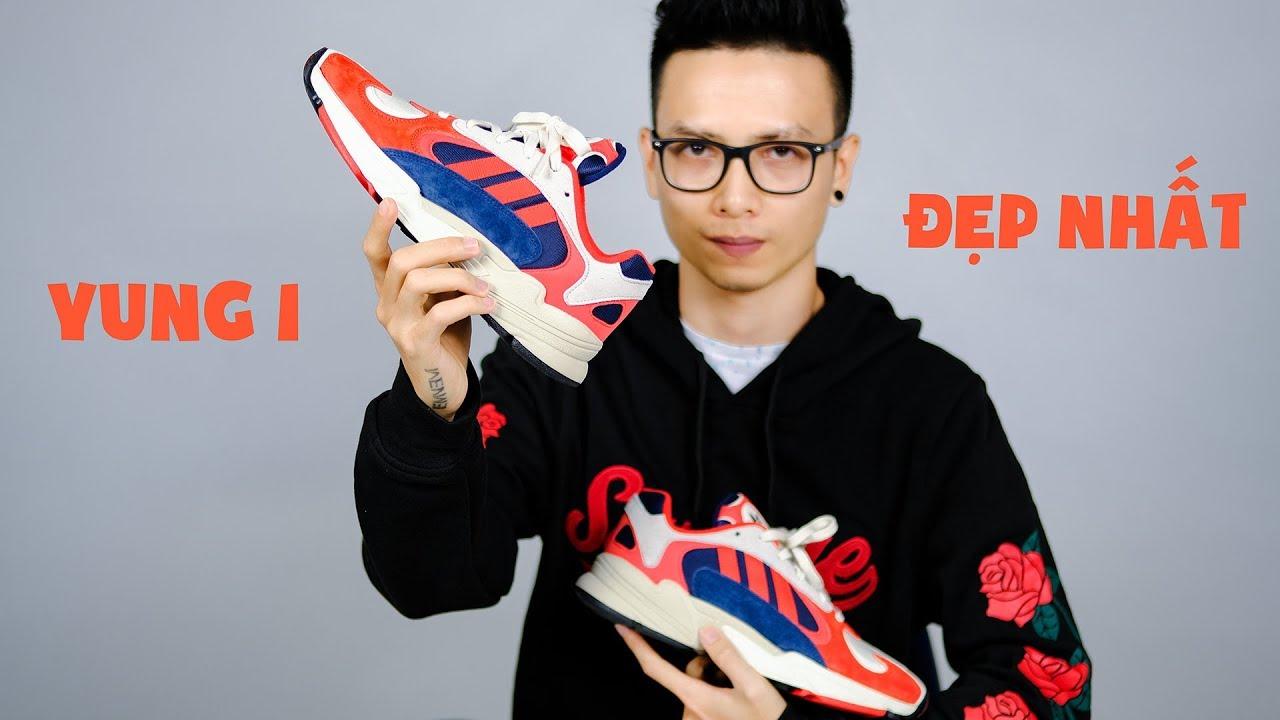 adidas Yung 1 red OG : đẹp không thể cưỡng được