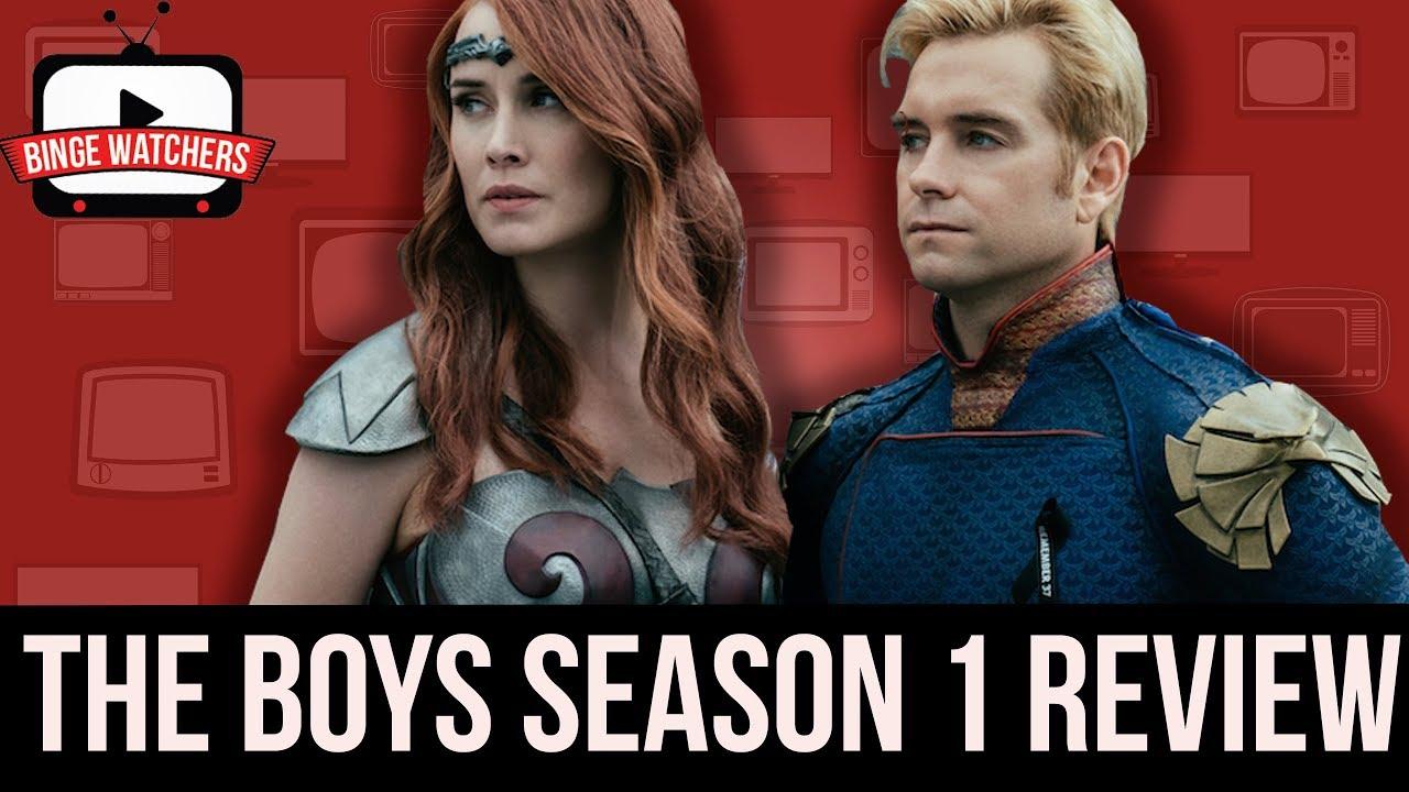Download THE BOYS Season 1 Review | Spoiler Free