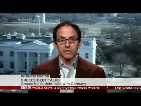 Mark Weisbrot on the Greek Debt Talks -- BBC World News