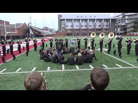 "2015 Mt. Spokane High School Marching Band: ""Hymn of Acxiom"""