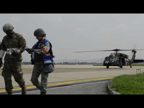 Operation Ulchi Dragon Lift B-Roll Package