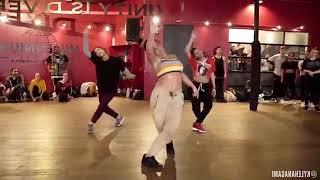 """Sucker"" - JONAS BROTHERS | Kyle Hanagami Choreography (video mirrored)"