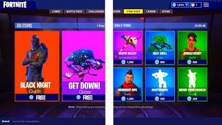How To Get *FREE* Fortnite Skins
