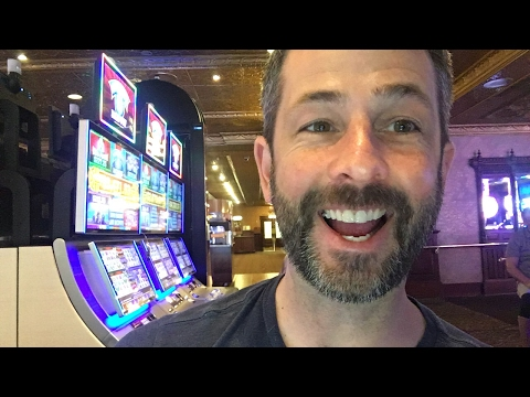 Slot Machines ~ Live Stream at MAIN STREET STATION CASINO ~ Downton Vegas