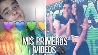 Gambar cover MIS PRIMEROS VIDEOSTARS! Carlos Nebot