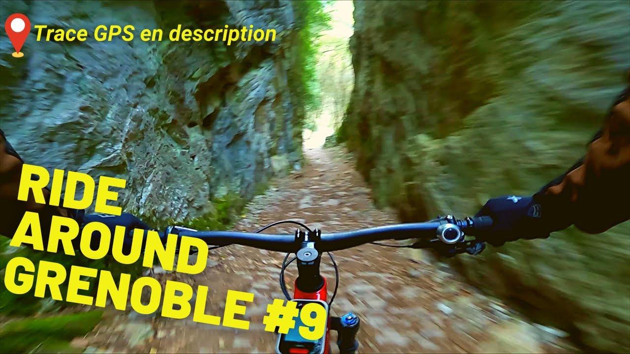 ⚔️ Le coup de Sabre ! ⚔️  - Ride Around Grenoble #9  |  Parcours en description