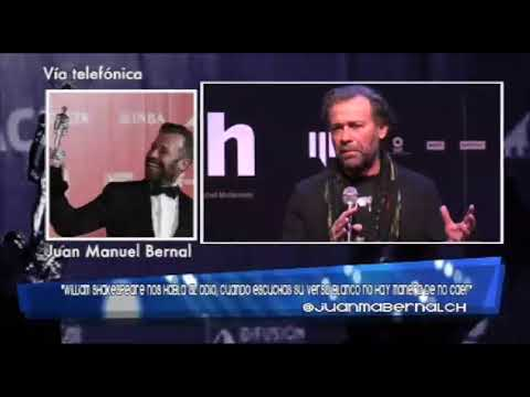 Javier Poza entrevista a Juan Manuel Bernal