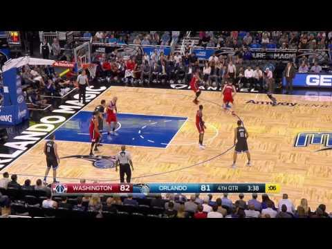 Washington Wizards vs Orlando Magic   November 5, 2016   NBA 2016-17 Season