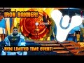 Destiny - NEW Destiny Iron Banner Weapons, Armor, Emblems & Shaders! (Destiny Iron Banner Gameplay)
