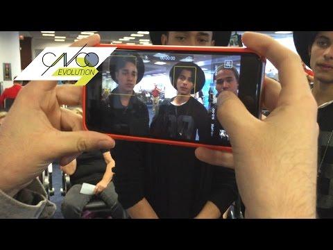 CNCO Evolution | From La Banda to around the world