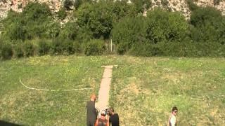 Мисливська стрільба по тарілочках - зламати БГ ПОЛЮВАННЯ 2011