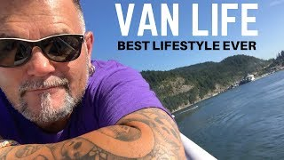 Leaving The Madness Behind - My Van Life